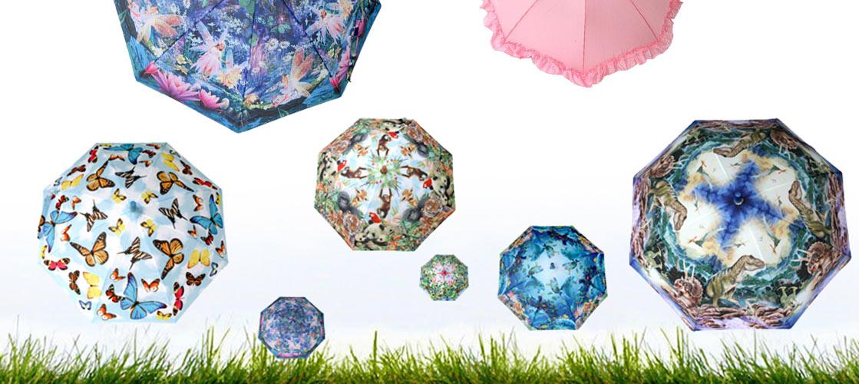 Originelle Schirme für Kinder